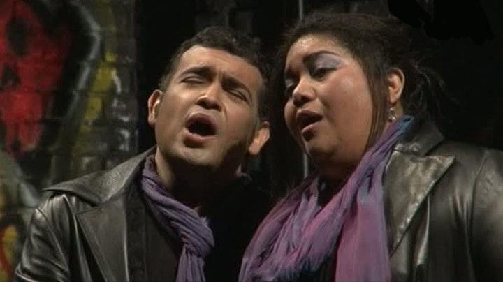 Old is new again in Verdi's I Masnadieri