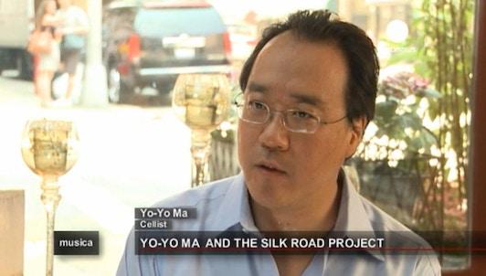 Le Projet Route de la soie : quand l'Orient rencontre l'Occident