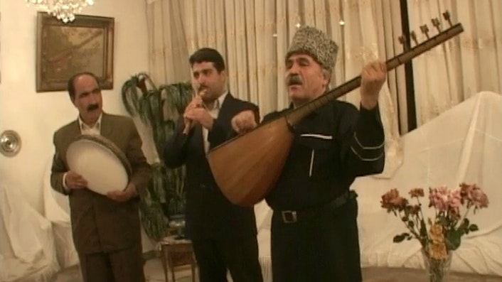 Musicians in Iran