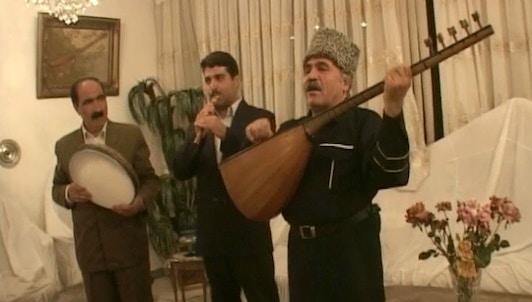 Musiciens d'Iran