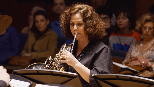 Musicians from the Israel Philharmonic Orchestra play Mozart, Schulhoff, and Beethoven