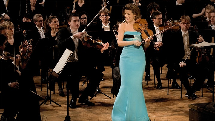 Anne-Sophie Mutter: Encuentros con Mendelssohn