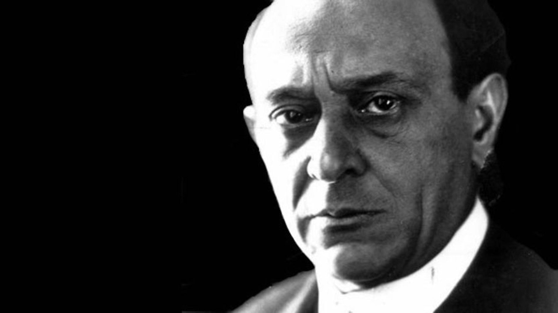 My War Years, Arnold Schoenberg