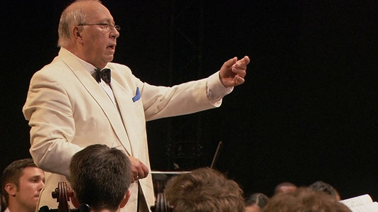 Neeme et Paavo Järvi dirigent Richard Strauss | Verbier Festival Orchestra (artiste)