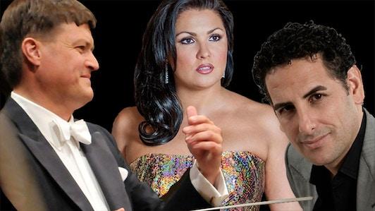 Le Concert du Nouvel An de la Staatskapelle Dresden, avec Anna Netrebko et Juan Diego Flórez |