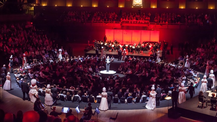 New York Philharmonic : Philharmonic 360