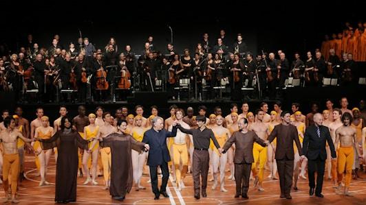 La Neuvième Symphonie de Beethoven – Béjart |