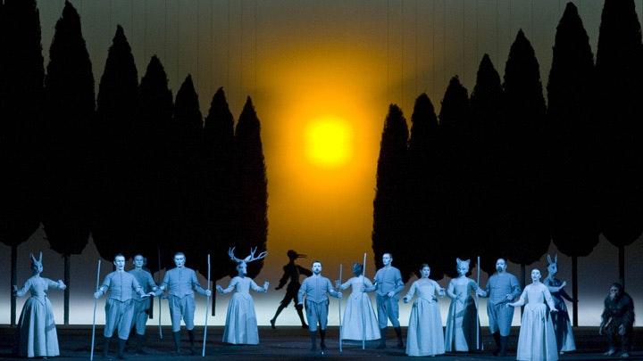 L'Orfeo by Monteverdi