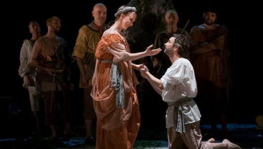 Monteverdi's L'Orfeo