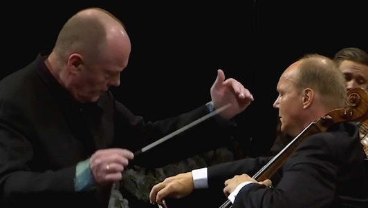 Paul McCreesh conducts Handel, Schumann and Brahms – With Truls Mørk