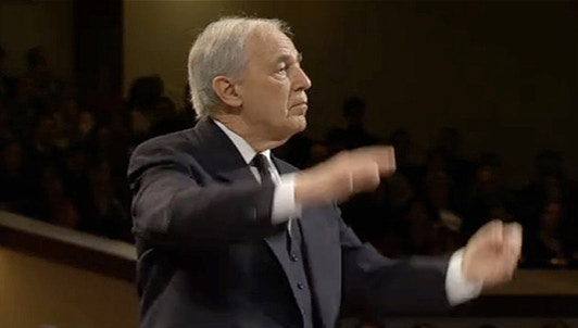 "Pierre Boulez conducts Mahler's Symphony No. 2, ""Resurrection"""