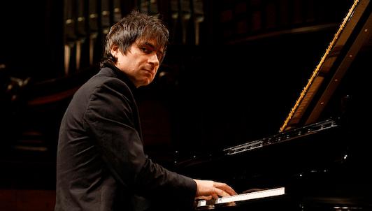 Piotr Anderszewski plays Schumann, Bach, and Szymanowski