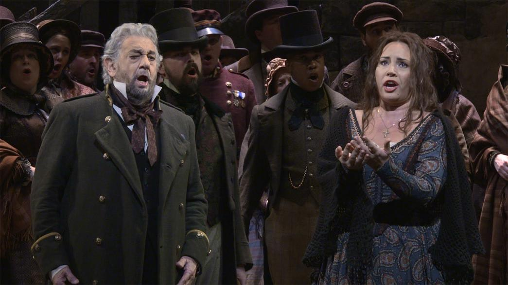 Plácido Domingo and Sonya Yoncheva illuminate the Met in Verdi gem