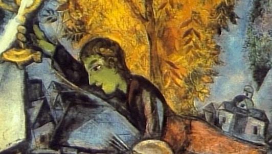 Marc Chagall : Portrait