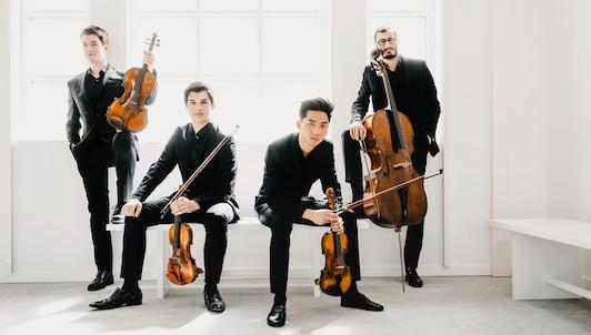 Le Quatuor Arod interprète Haydn et Bartók
