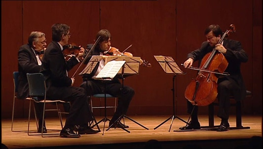 Le Quatuor Borodine joue Chostakovitch
