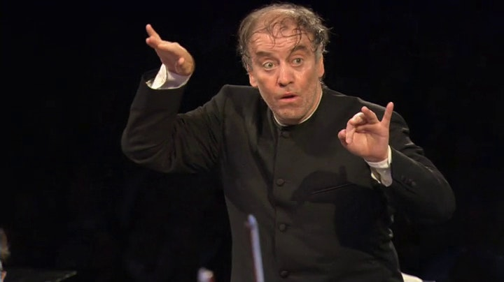 Valery Gergiev conducts Richard Strauss : Salomé
