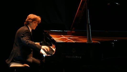 Rafał Blechacz joue Bach, Liszt et Chopin