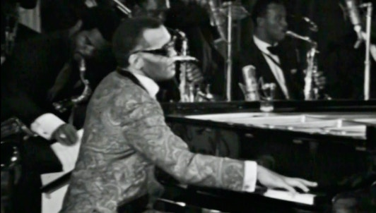 Ray Charles Live in Paris
