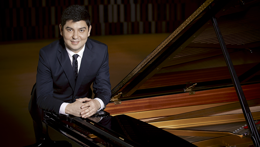 Behzod Abduraimov plays Liszt and Mussorgsky