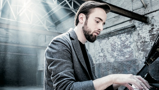 Daniil Trifonov plays Berg, Prokofiev, Bartók, Copland, Messiaen, Ligeti, Stockhausen, Adams, and Corigliano