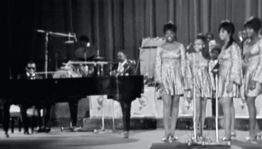 Ray Charles & Orchestra, Live at the Pleyel Hall, Paris (Part II)
