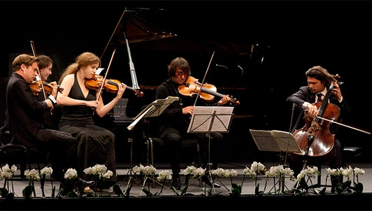 Renaud Capuçon, Vilde Frang, Yuri Bashmet, Gautier Capuçon and Daniil Trifonov play Dvořák