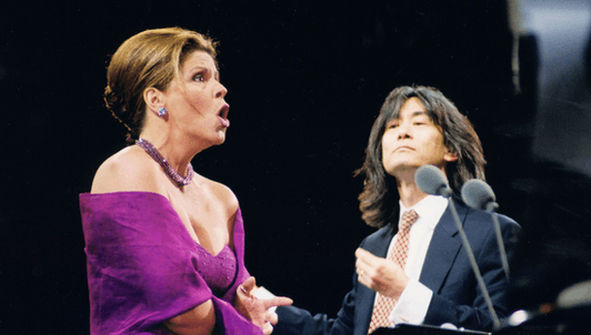"Kent Nagano conducts music from the 20th century ""Rhythm and Dance"" – With Susan Graham and Eitetsu Hayashi"