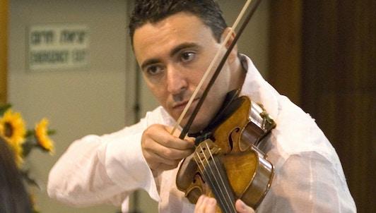Rodion Shchedrin: Concierto Cantabile para violín y orquesta de cuerdas