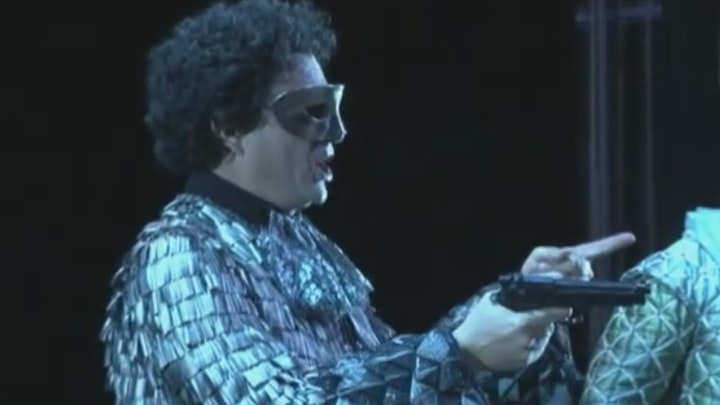 Rolando Villazón sings Don Ottavio at Vienna's Staatsoper