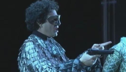 Rolando Villazón se viste de Don Ottavio para cantar a Mozart