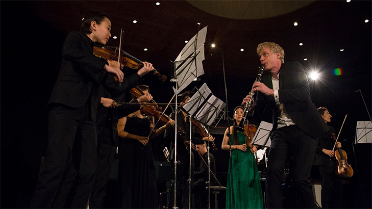 Roots: With Martin Fröst, Daniel Lozakovich, Anna Lee, Jiyoon Lee, the Arod Quartet, Théotime Voisin and Julien Quentin