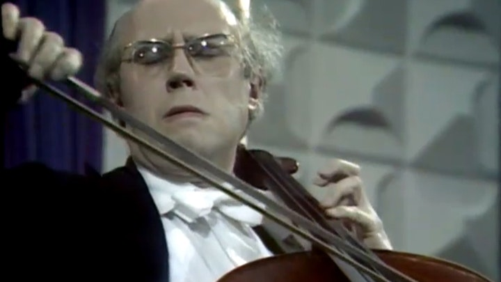 Mstislav Rostropovich and Sviatoslav Richter play Prokofiev and Beethoven