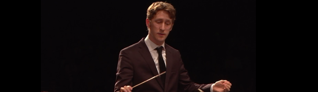 Joshua Weilerstein conducts Copland and Prokofiev