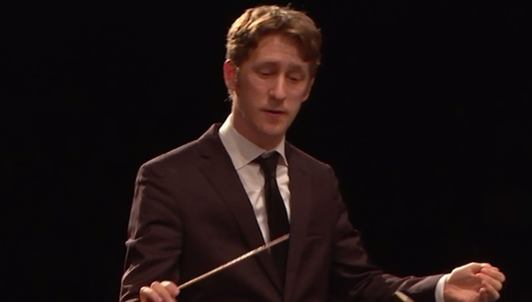Joshua Weilerstein conducts Copland and Prokofiev