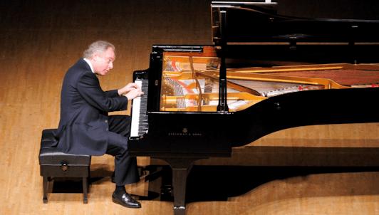 Sir András Schiff and the Ébène Quartet perform Schumann and Franck