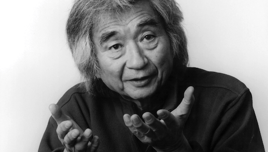 Seiji Ozawa, The Living Spirit of Music