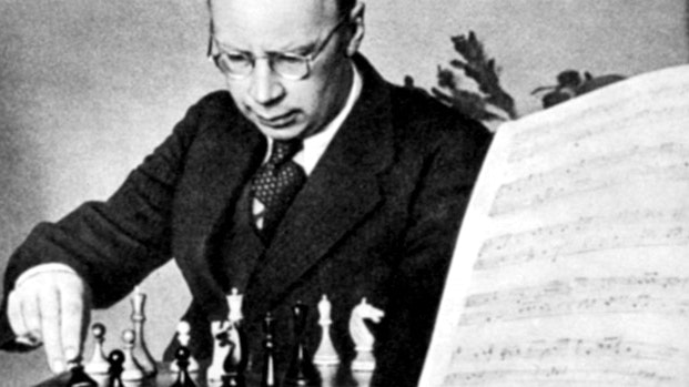 Lost Motherland: A Portrait of Sergei Prokofiev