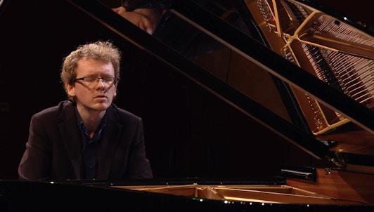 Sergey Redkin performs Prokofiev's Piano Sonata No. 8