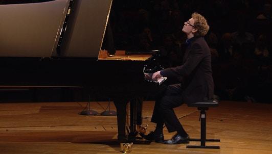 Sergey Redkin performs Prokofiev's Piano Sonata No. 9
