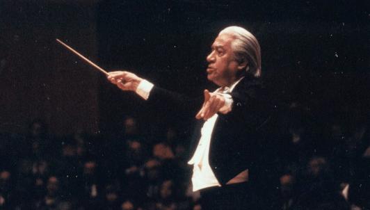 Sergiu Celibidache en ensayo: Misa en fa menor de Bruckner