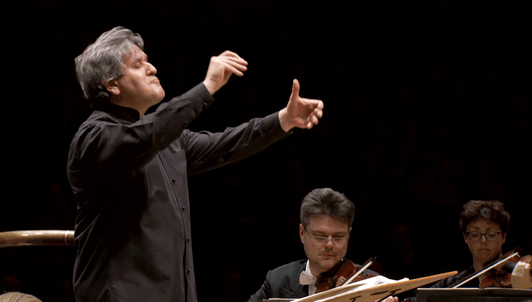 Antonio Pappano conducts Sibelius, Bernstein and Nielsen — With Janine Jansen