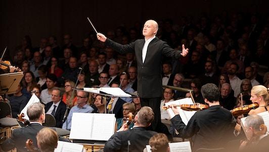 Paavo Järvi conducts Sibelius's Kullervo — With Johanna Rusanen (soprano), Ville Rusanen (baritone)
