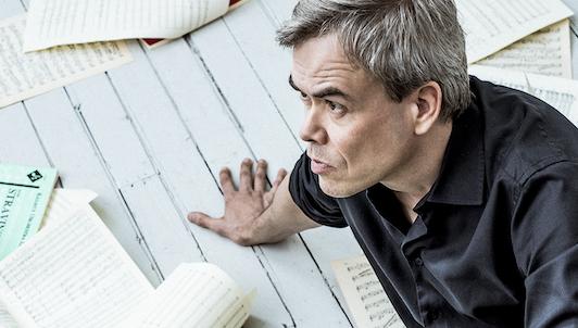 Hannu Lintu dirige la Sinfonía n.° 1 de Sibelius