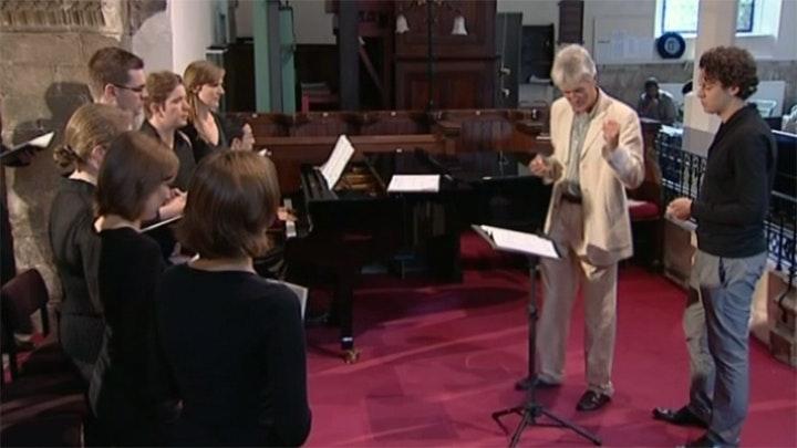 """Simon Carrington teaches Handel: Choruses from """"Messiah"""""""