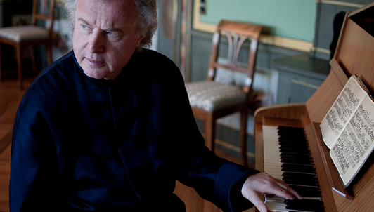 Sir András Schiff plays Mozart and Bach