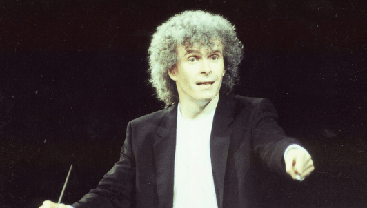 Sir Simon Rattle conducts Rameau and Berlioz