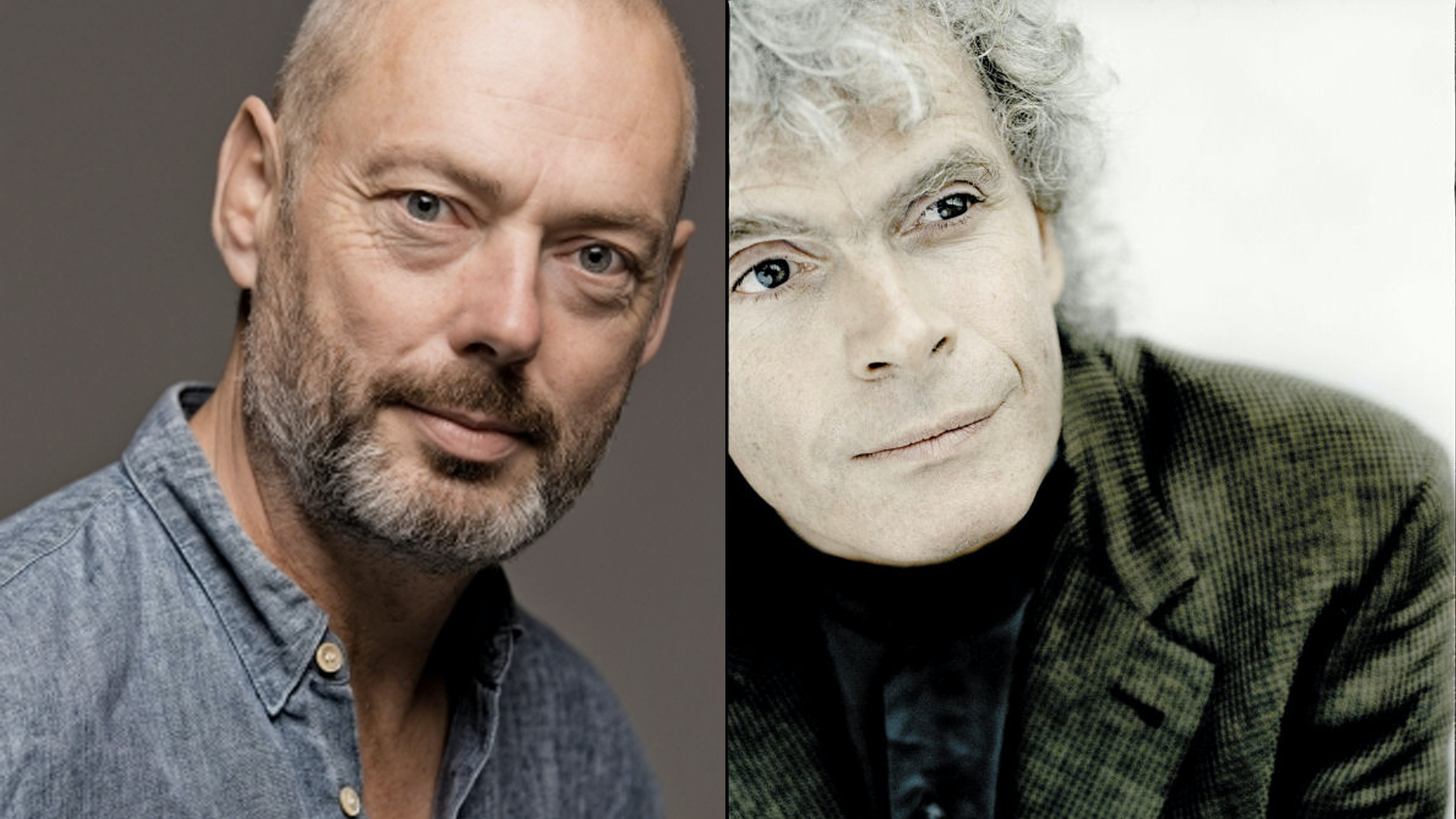 Sir Simon Rattle conducts Schubert's Winterreise – a composed interpretation for tenor and small orchestra by Hans Zender