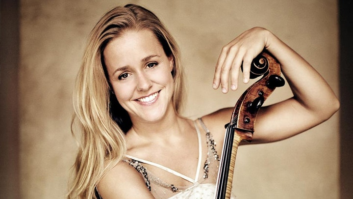 Sol Gabetta in perfect harmony