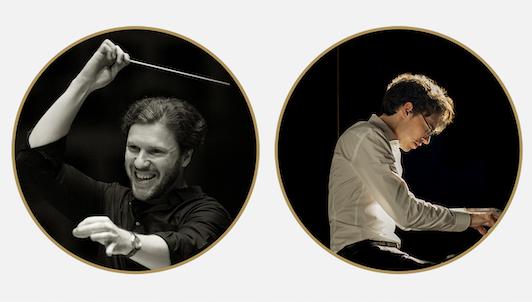 Stanislav Kochanovsky conducts Rachmaninov and Elgar — With Lucas Debargue
